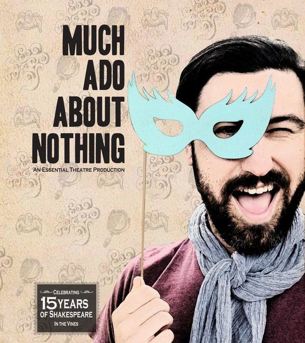Shakespeare in the Gardens – Much Ado About Nothing