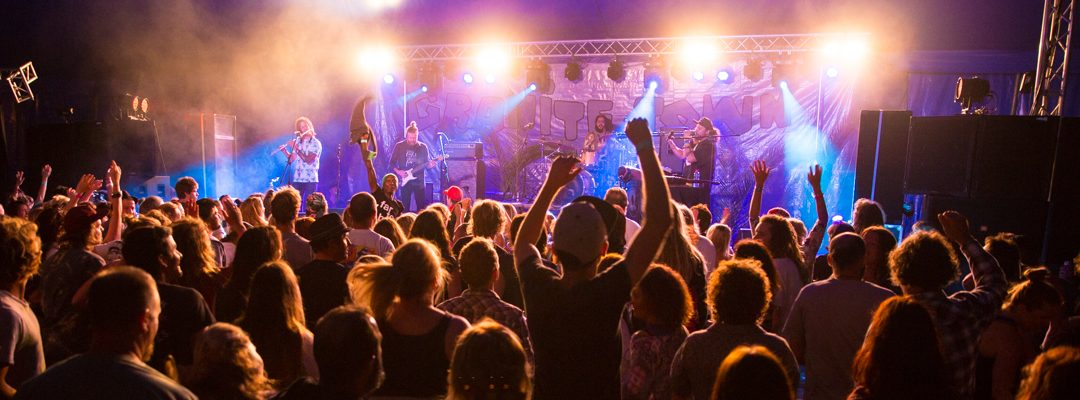 Granite Town – Moruya's Funky Little Festival
