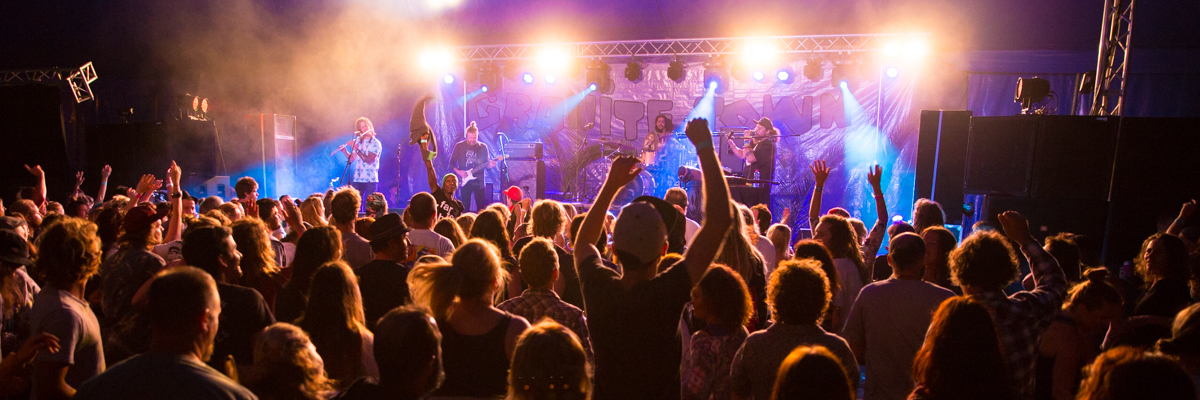 Granite Town - Moruya's Funky Little Festival