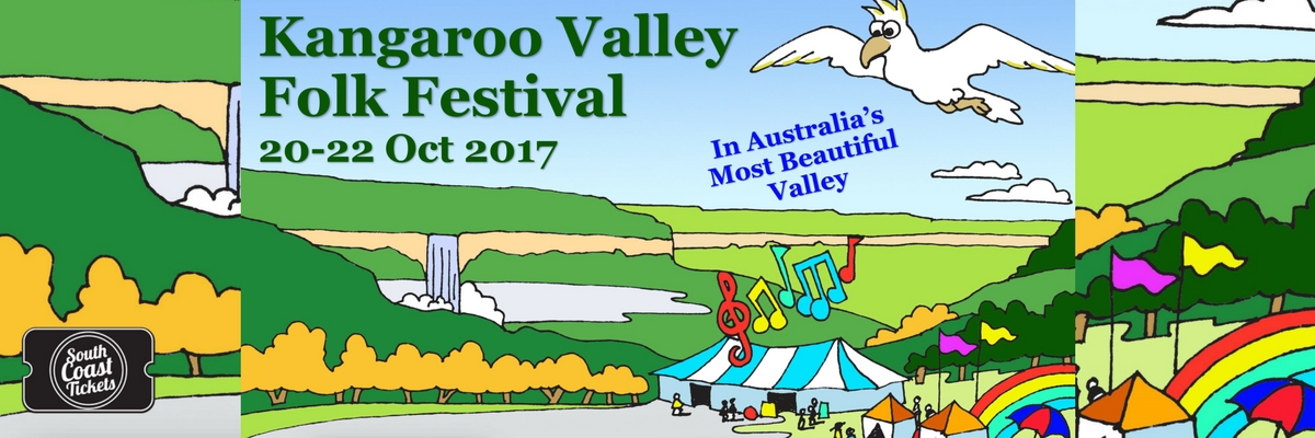 Kangaroo Valley Folk Festival