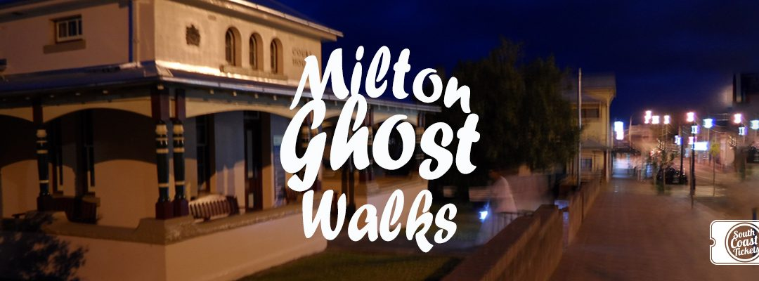Milton Ghost Walks November