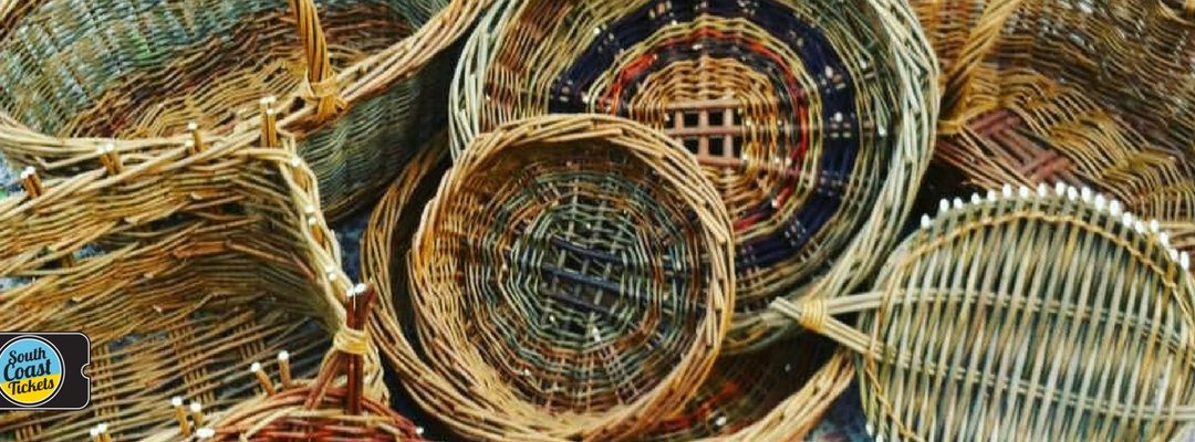 Escape ARTfest – An Introduction to Traditional Irish Basketry