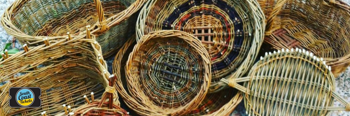 Escape ARTfest - An Introduction to Traditional Irish Basketry