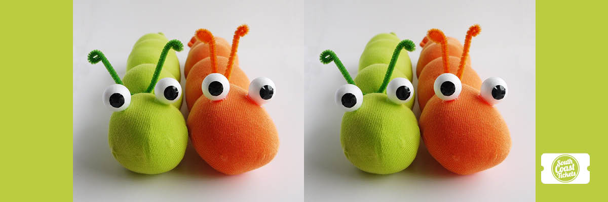 Creative Caterpillar