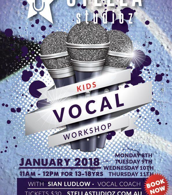 Kids Vocal Workshop