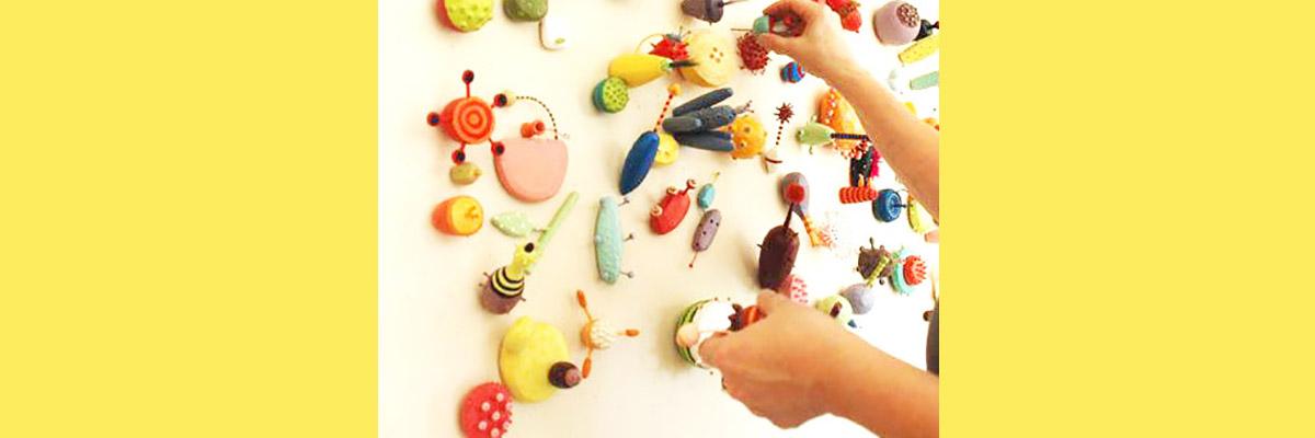 Summer Session // Celebrating Soft Sculpture