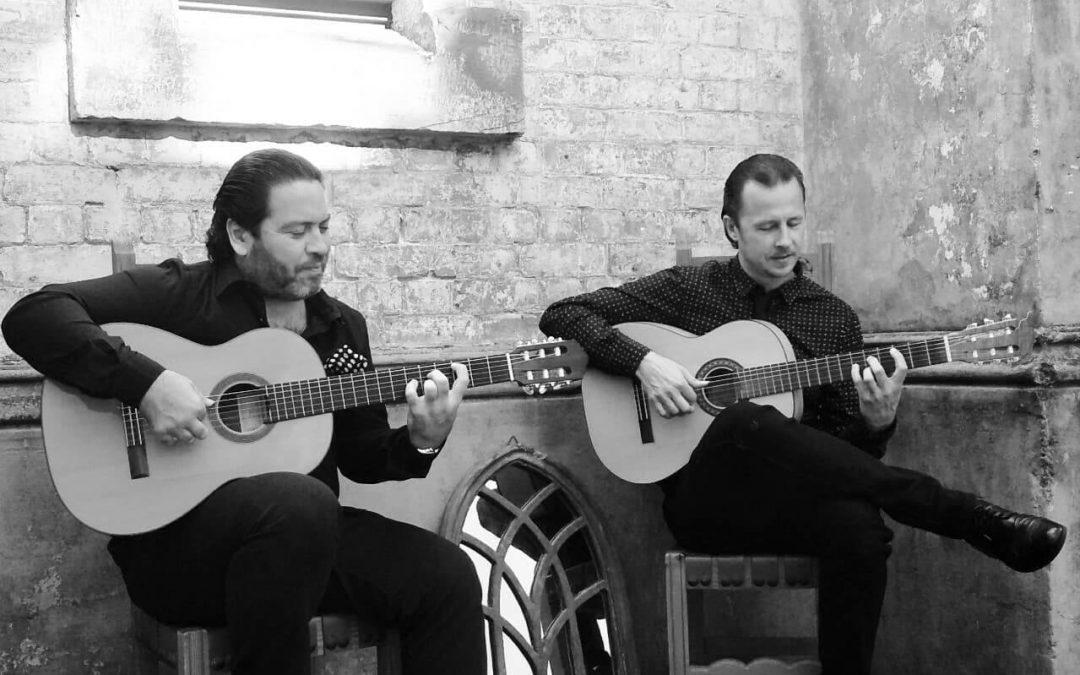 GUITARRA FLAMENCA – PACO LARA (SPAIN) & DAMIAN WRIGHT (AUS) @ Tomerong