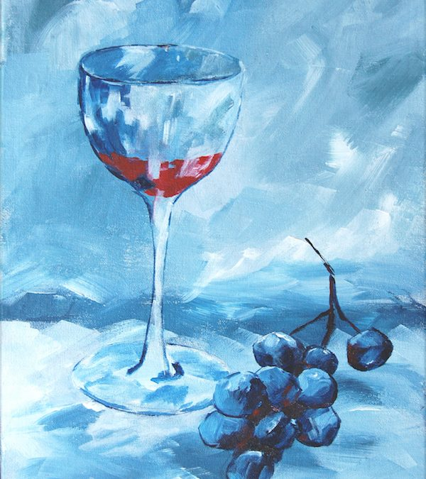 Paint and Sip Art Classes at Jaspers Winery