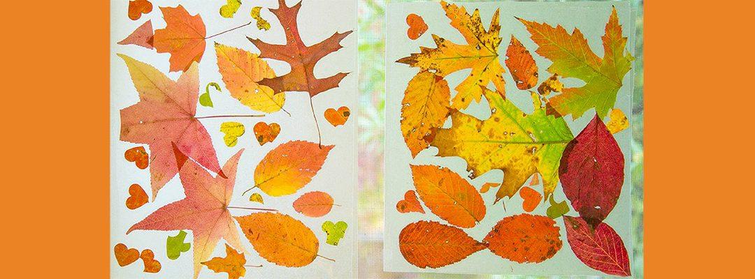 Golden Leaves School Holiday Workshop for 3 – 5yrs