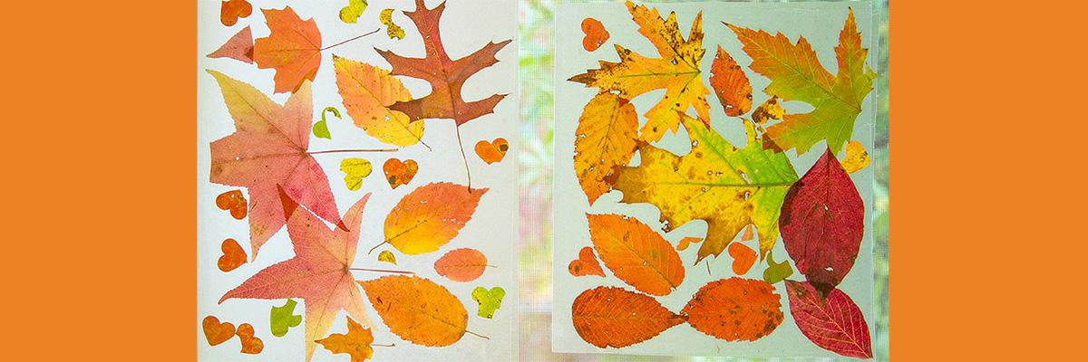 Golden Leaves School Holiday Workshop for 3 - 5yrs