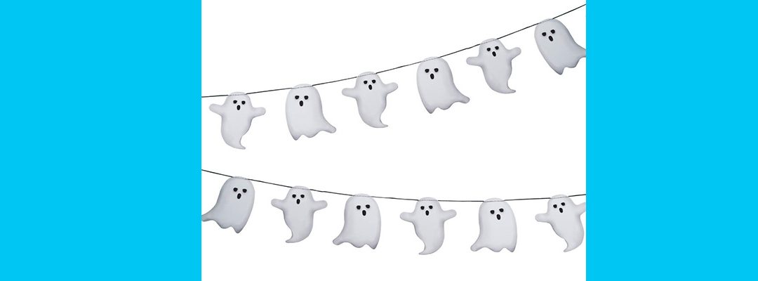 Boo Crew Bunting School Holiday Workshop for 3-5 yrs