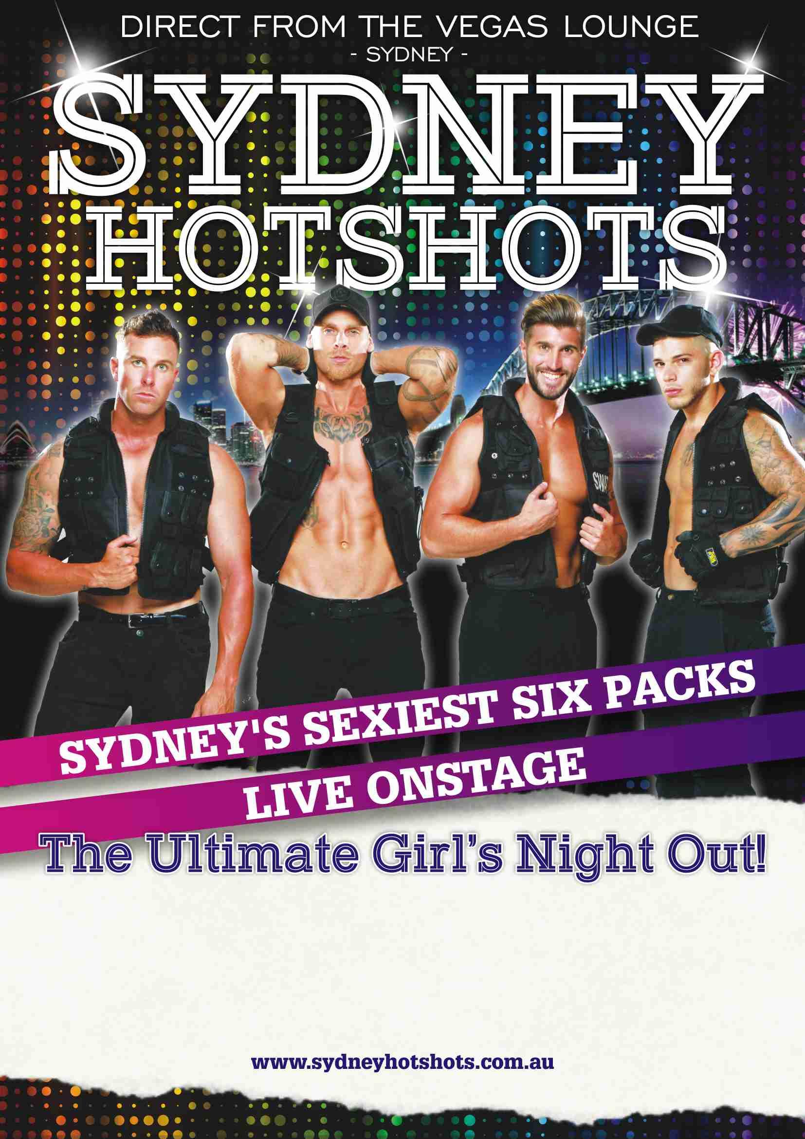 Sydney Hot Shots Live @ Moruya Golf Club