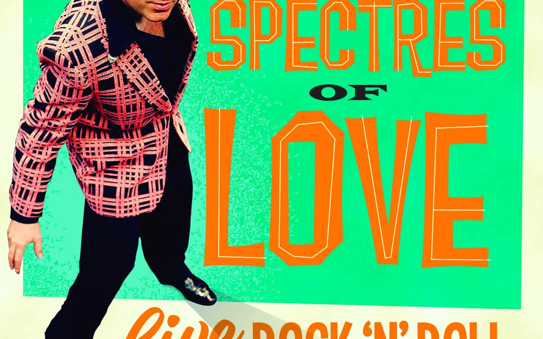 Mikelangelo and the Spectres of Love @ Murrah Hall