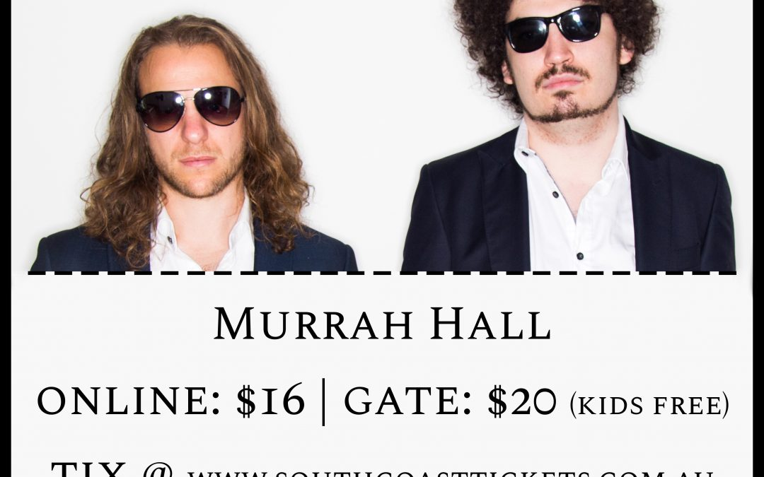 The New Savages @ Murrah Hall