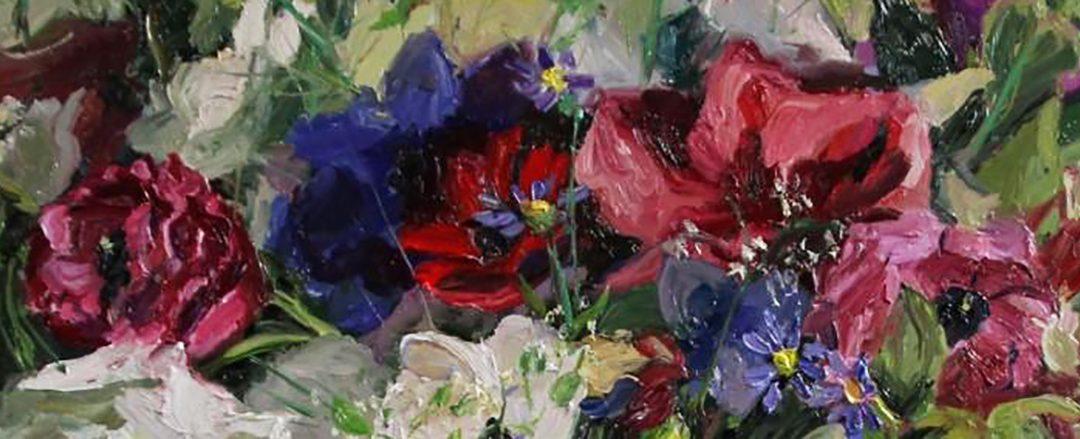 Floral Abundance with Kim Grivas