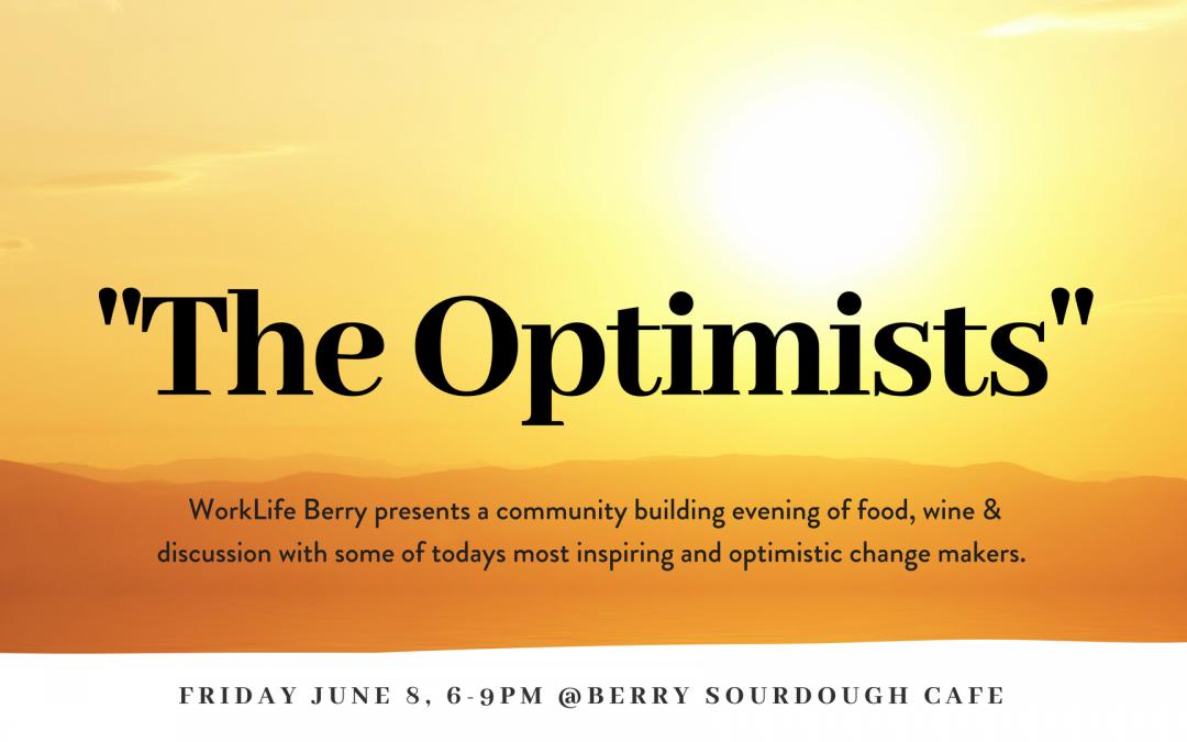 The Optimists Talk Business