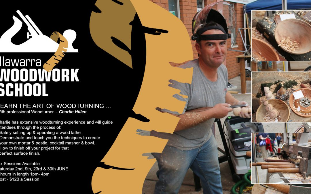 Learn the Art of Woodturning
