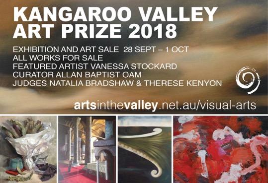 Kangaroo Valley Art Prize Exhibition