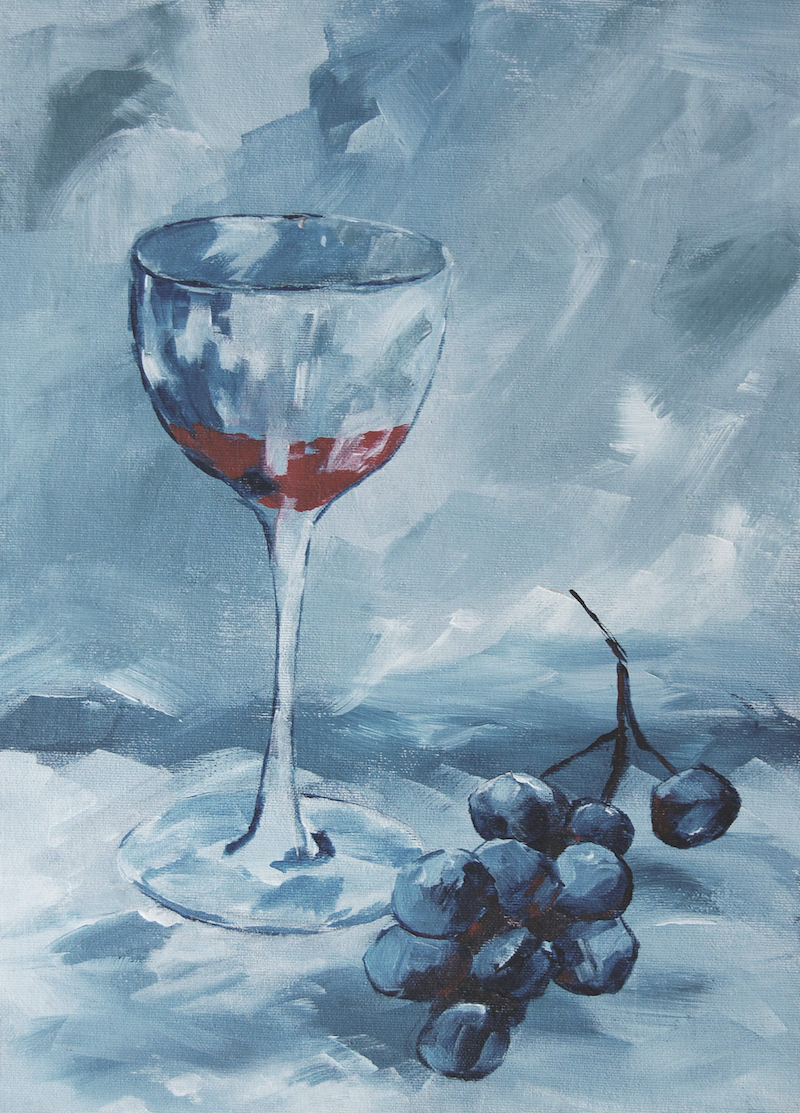 Paint and Sip Art Classes - MAY 26   South Coast Tickets